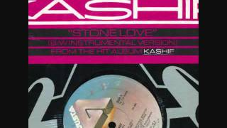 KASHIF STONE LOVE