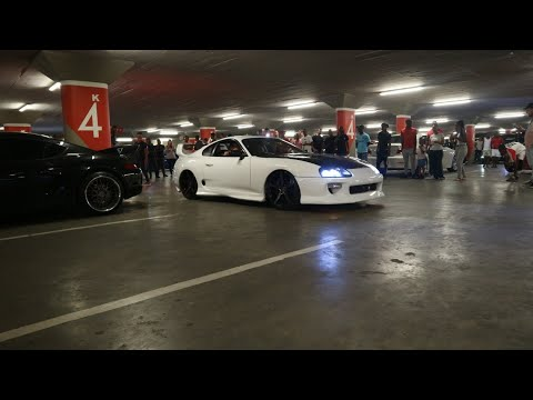 AFTER//HRS: City of Tshwane hosts the hottest cars of Gauteng in one parking lot in Menlyn. OMG!