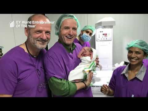 Australia:  Dr. Andrew Walker and Glenn Keys, Aspen Medical Pty. Ltd.