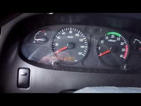 Мороз 24 заводим Hyundai HD78