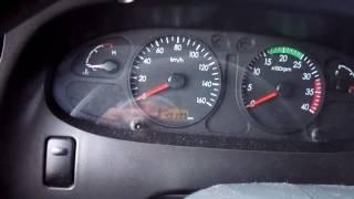 Мороз -24° заводим Hyundai HD78