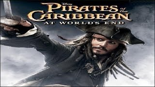 Pirates of the Caribbean: At World's End PS2 Game All cutscenes