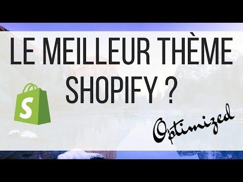 Optimized - Le meilleur thème Shopify ?  Créer de réelles pages de vente