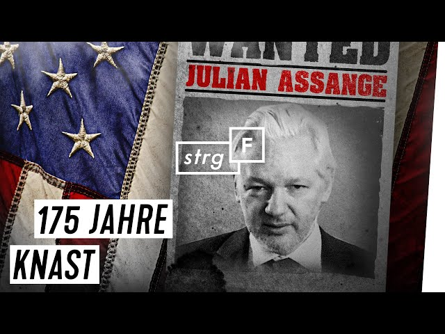 Julian Assange: Staatsfeind oder Held? (mit Edward Snowden-Interview) | STRG_F