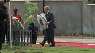 Au Ghana, derniers hommages à Kofi Annan