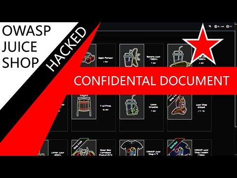 ★ Confidential Document (Sensitive Data Exposure)