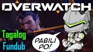 """Overwatch """"Dragons"""" - Tagalog PARODY Fandub - (w/ English Subtitles) - GLOCO"""