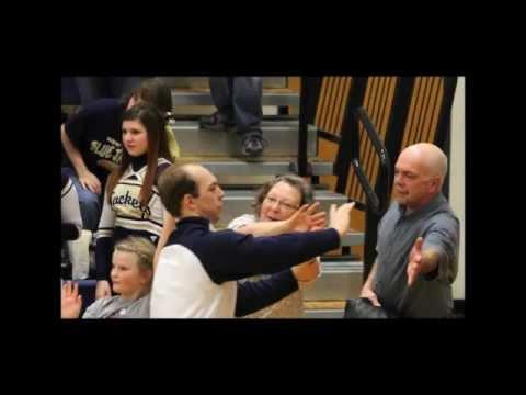 New Riegel High School Boys Bsketball Season Highlight Video 2012-13