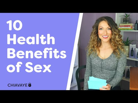 10 Health Benefits of Sex