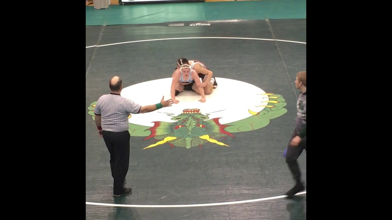 Luke Sophomore 1/26/2019 DeSoto Tournament Parkway West WIN PIN