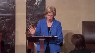 Sen. Elizabeth Warren's Floor Speech on Attorney General Nominee Sen. Jeff Sessions Free HD Video