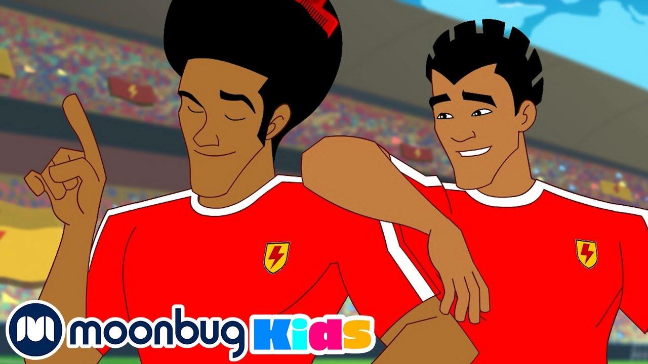 Download Supa Strikas - Season 1 - Cool Joe Loses His Groove!   Soccer Cartoon For Kids