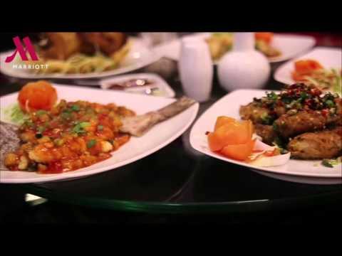 A tour to Karachi Marriott Hotel