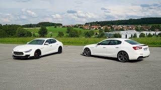 Novitec Maserati Ghibli GranSport & GranLusso