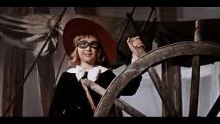Scarlet Sails - Alye Parusa - 1961 Russia - Clip PtBr