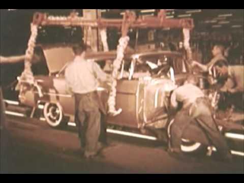 General Motors 50th Millionth Car Celebration - Achievement USA 1954