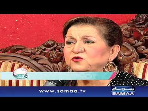 Munni Begum Ki Bulandi - Subah Saverey Samaa Kay Saath – 12 April 2016