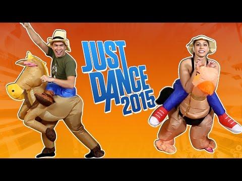 """WILD ANIMALS"" Just Dance 2015 - Animal Chub Suits - HvW"