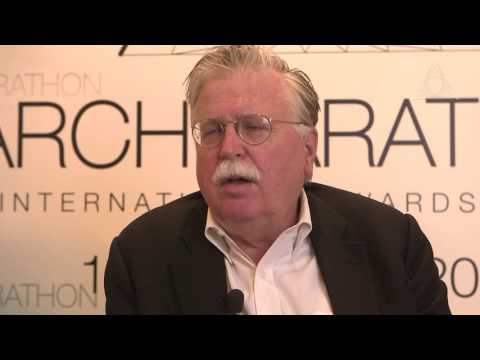 Ralph Johnson - Perkins + Will | Archmarathon 2016