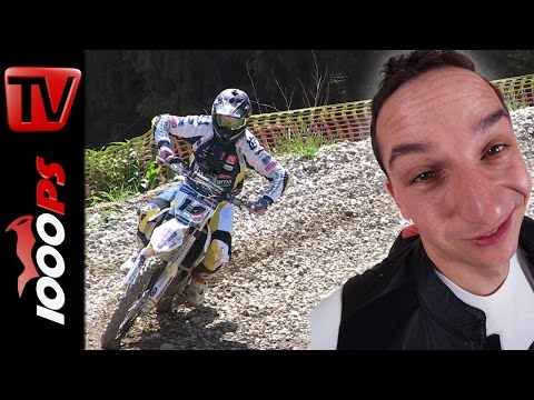 How to Motocross | Kurven fahren | Arlo in Action mit Ossi Reisinger