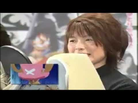 Ikue Otani: Chopper Voice Actor live in studio emotional scene (One Piece)
