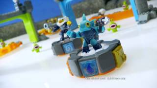 Mega Bloks® Skylanders Giants™: Build the Adventure TV Commercial