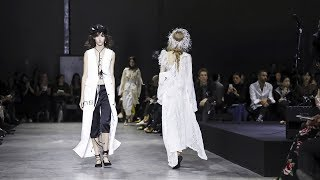 Ann Demeulemeester | Spring Summer 2018 Full Fashion Show | Exclusive