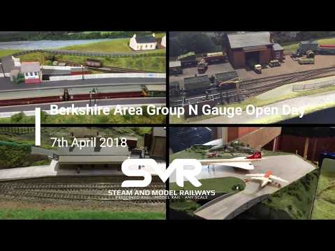 Berkshire Area Group Society Open Day and Model Railway Show - 7th April 2018