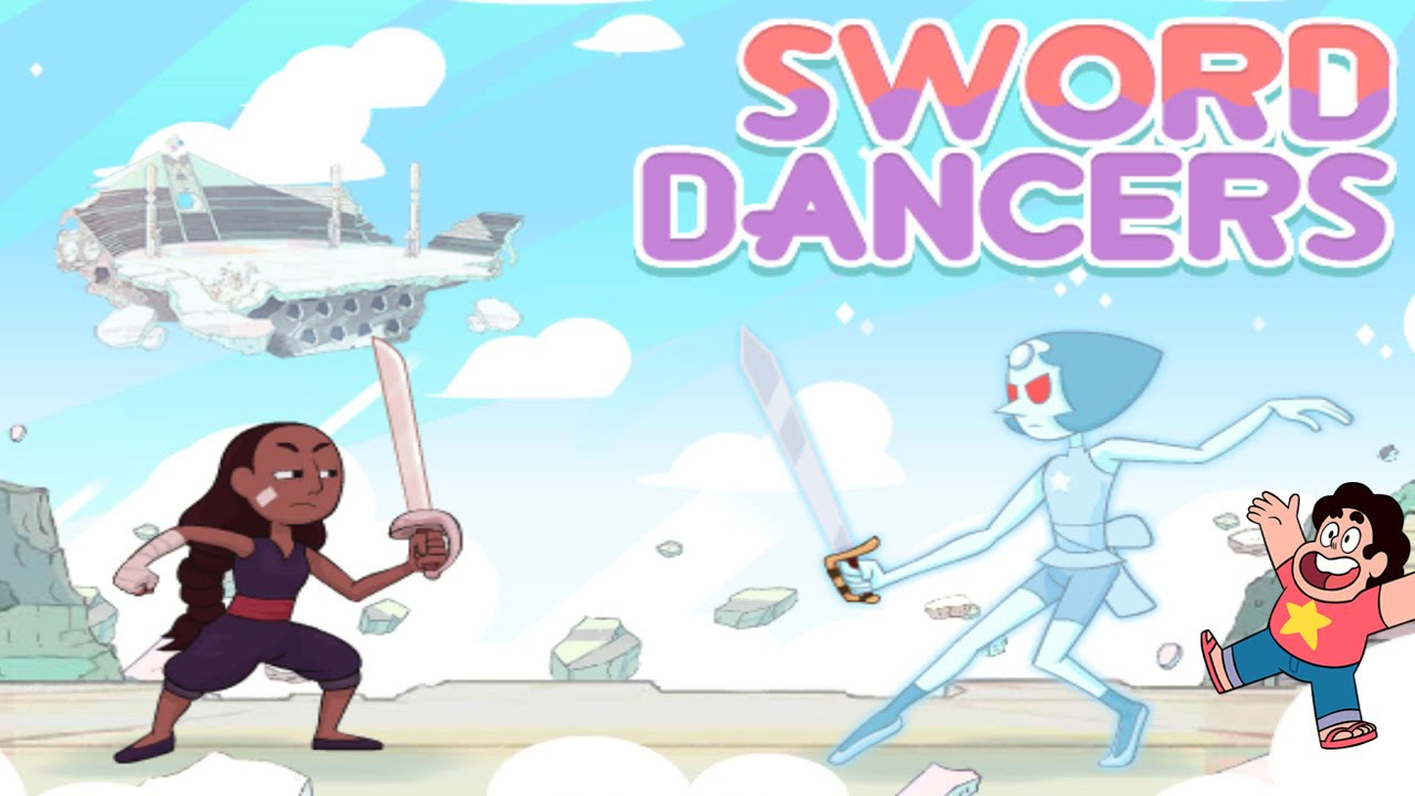 Steven Universe: Dancers swords