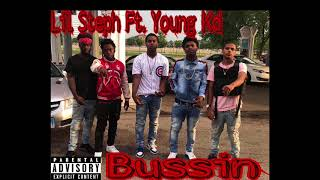 """Video Lil Steph Ft. Young KD  """"Bussin"""" (OFFICIAL AUDIO) download MP3, 3GP, MP4, WEBM, AVI, FLV November 2018"""