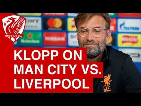 Jurgen Klopp Pre-Match Press Conference | Man City vs. Liverpool (Champions League)