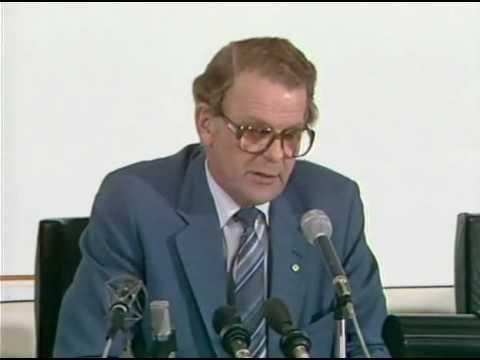 U 137 - Torbjörn Fälldin avslöjar kärnvapen ombord (SVT, 1981)