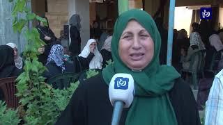 غزة تشيع جثمان تامر السلطان (25/8/2019)