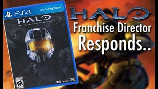 RUMOR: Microsoft Considered Master Chief Collection on PS4 Years Ago.