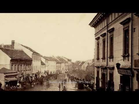 Vilnius. Late XIX cent.-early XX cent.