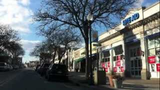 A Drive Through Downtown Ridgewood