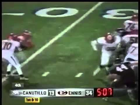 Canutillo vs. Ennis Fourth Quarter