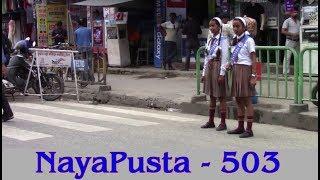 विना तयारी बोल्दा, ट्राफिक सचेतनामा विद्यार्थी  | NayaPusta - 503