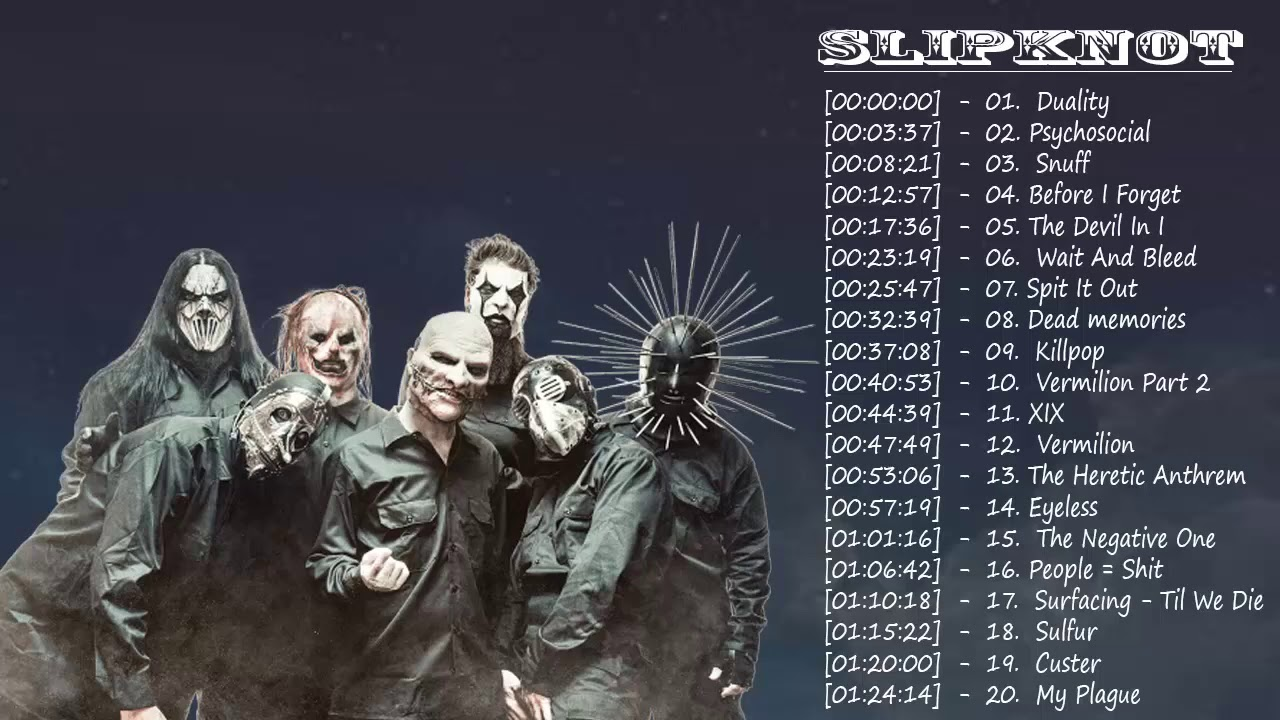 slipknot greatest hits 2010 rar