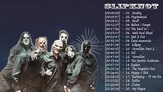 Slipknot Greatest Hits Slipknot Greatest Hits Full Album 2018