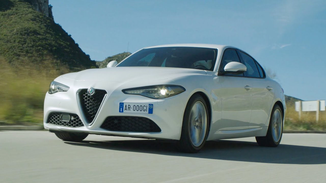 2016 Alfa Romeo Giulia Official Trailer