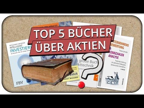 Die Top 5 Bücher Über Aktien -  Börse Für Anfänger