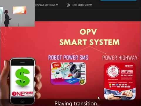 OPV Power Hour Product Knowledge