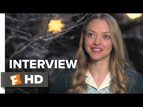 Love the Coopers Interview - Amanda Seyfried (2015) - Comedy HD