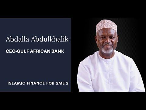 My chat with CEO-Abdalla Abdulkhali,Gulf African Bank
