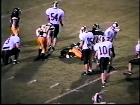 Crossville High School '04-'05 Football Highlights (2 of 5)