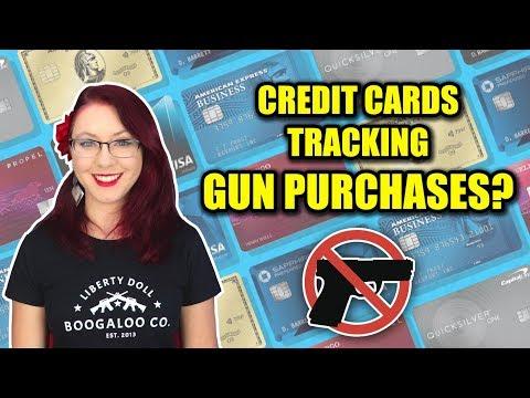 New Bill Wants Banks, Credit Cards to Track Guns