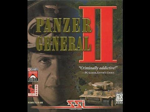 Let's Play Panzer General 2 Spain Adlerkorps 50% prestige Greater Europe Campaign  