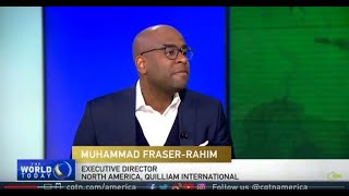 Muhammad Fraser-Rahim discusses the final push against ISIL in Syria