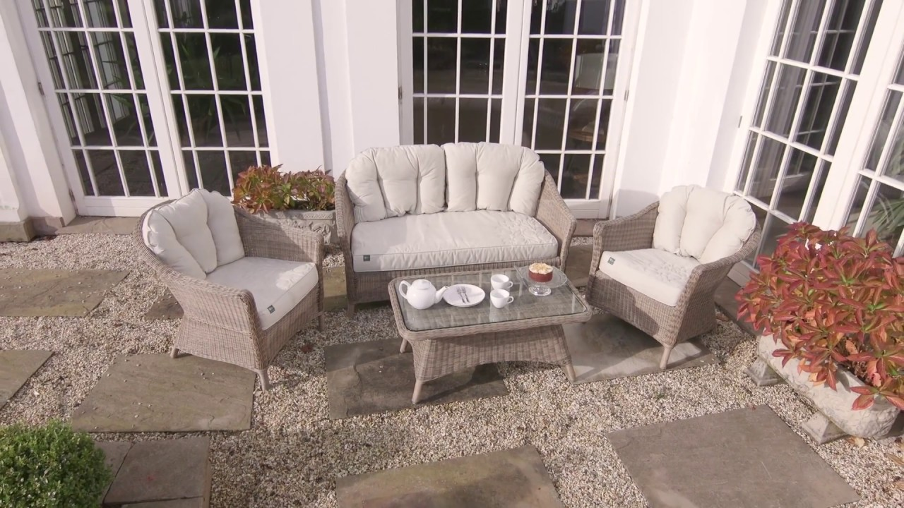 rhs harlow carr lounge rhs by kettler garden furniture kettler - Garden Furniture Kettler